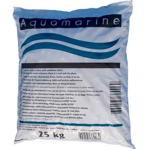 Таблетированная соль Aquamarine (Турция) 99,5%