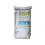"""Таблетированная соль """"Мозырьсоль"""" (Белоруссия) 99,5%"""