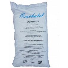 """Таблетированная соль """"NEUCHATEL"""" (Турция) 99,7%"""