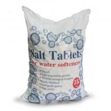 """Таблетированная соль """"Aquamarine Eurosalt"""" (Турция) 99,5%"""