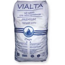 """Таблетированная соль """"VIALTA"""" (Израиль) 99,8%"""